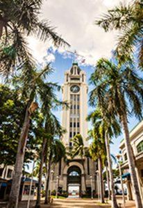 Downtown Honolulu Pickup & Dropoff