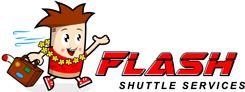 Flash Shuttle Services Hawaii Logo